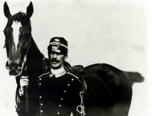 Federico Caprilli and His Favorite Mare