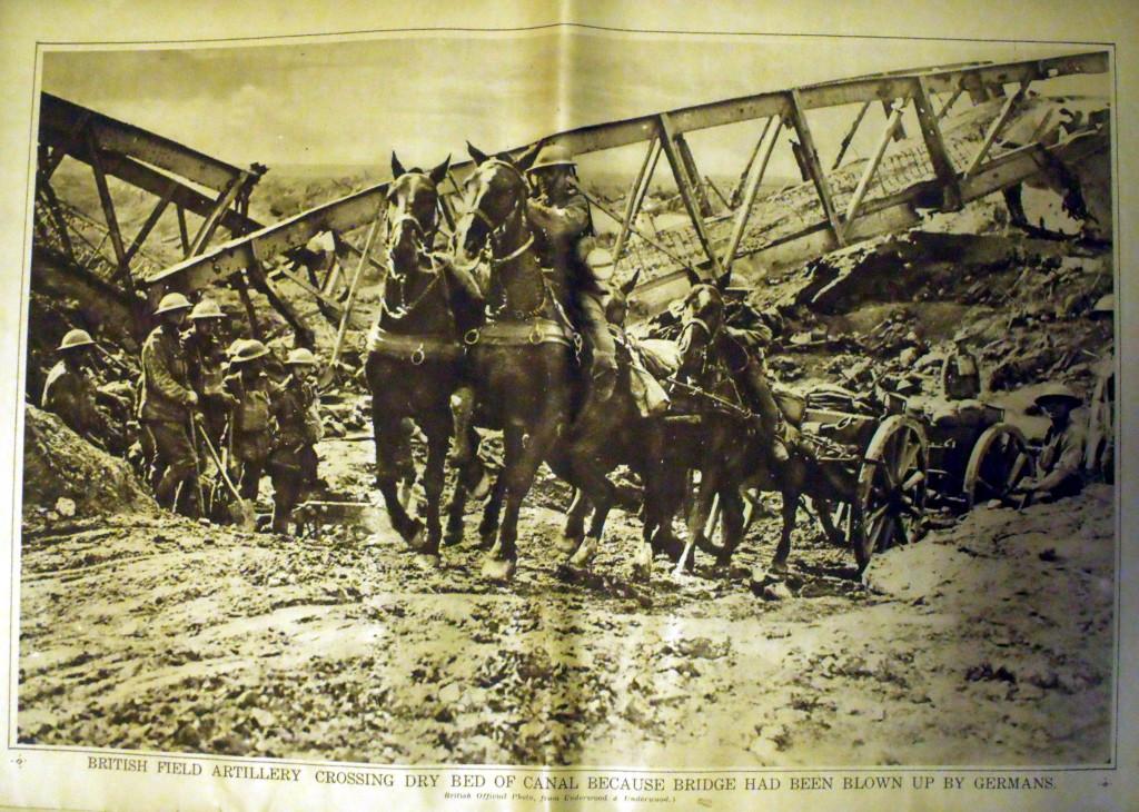 British Field Artillery
